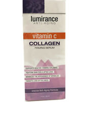 New Sealed LUMIRANCE Anti Aging Vitamin C COLLAGEN Firming Serum 1oz /30ml
