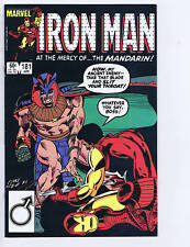 Iron Man #181 Marvel 1984