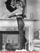 MARILYN MONROE IN SEETHRU STOCKINGS (1) RARE 8x10 PHOTO