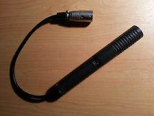 Sony camera stereo microphone 5 pin XLR  HDCAM EX3 Panasonic Blackmagic