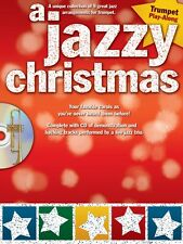 A Jazzy Christmas Trumpet Book and Cd New 014037683