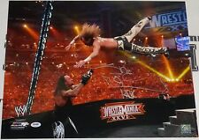 Shawn Michaels Signed WWE 16x20 Photo PSA/DNA COA Wrestlemania Autograph Picture