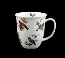 Große Kaffeetasse Pot Henkel-Becher Tasse Vogel Kämmer 10x11cm 9988125