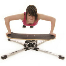 Gyroboard All In one Fitness&Workout Skateboard Indoor Balance Strength Trainer