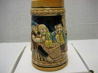 Oktoberfest German Style Ceramic Beer Drinking Mug Made in Japan Very Good