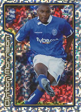 N°063 CLINTON MORRISON BIRMINGHAM CITY.FC STICKER MERLIN PREMIER LEAGUE 2005