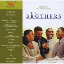 The Brothers OST / Jermaine Dupri R.O.C. Eric Benet Lil' Johnny Marcus Miller