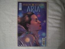 Image Comics Aria January #1