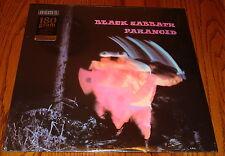 BLACK SABBATH PARANOID 180 GRAM VINYL LP  STILL FACTORY SEALED !