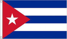 5' x 3' Cuba Flag Cuban Caribbean Country Flags Banner Banner