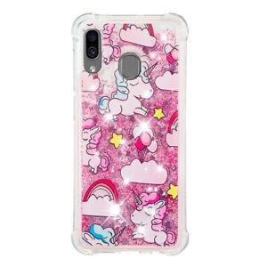 For LG G7 Stylo 3 4 5 V20 V30 V40 Aristo 2 K30 Glitter Quicksand Soft Cover Case