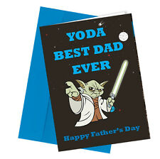 Greetings Card / Comedy / Rude / Funny / Humour / Father's Day / Dad Daddy #158