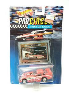 1992 Hot Wheels Pro Circuit Swindahl Kenny Bernstein King Kenny Quaker State NEW
