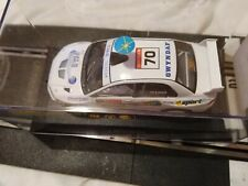 Scalextric C2682 Mitsubishi Lancer Evolution 7 WRC. Mint, boxed. Collectors Club