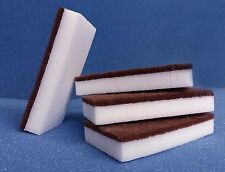 Eraser Sponge Scrubby Pads - 40 Magic Sponge Scrubbies | Free Shipping
