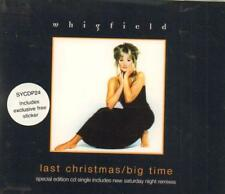 Whigfield(CD Single)Last Christmas-New
