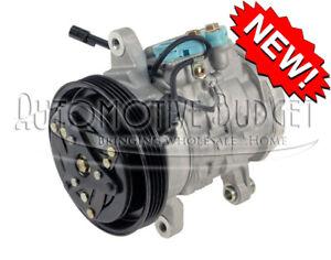 A/C Compressor w/Clutch for Chevy Tracker Suzuki Sidekick & Swift - NEW
