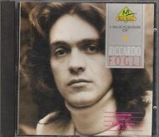 """RICCARDO FOGLI - RARO CD FUORI CATALOGO 1994 """" I SUCCESSI DI RICCARDO FOGLI """""""