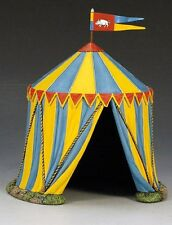 King & Country - Crusader Tent 2 (Blue and Yellow) MK074 mk74