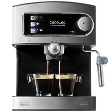Cafetera Expresso para monodosis/cafe molido deposito 1.5l 20bares 850w Cecotec