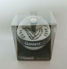 Guinness Vintage Nos Beer Ale White Sand Sifting Bar Globe Sand Globe
