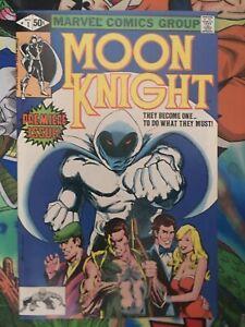 Moon Knight #1 NM MCU Bronze key