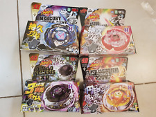 Beyblade Rapidity metal fusion 4D with launchers set of 4 pcs