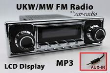 Retrosound Laguna Complete Set Pebble Classic Car Radio mp3 Aux - in l308309c078039