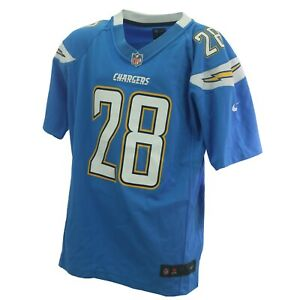 Los Angeles Chargers Melvin Gordon Official NFL Nike Kids Youth Size Jersey New