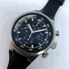 IWCAQUATIMER AUTOMATIC CHRONOGRAPH DIVER WATCH REF IW371933 41 MM GREAT SHAPE