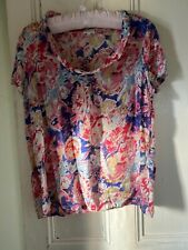East Size 16 Summer Top