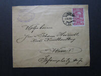 Austria SC# 133 On Commercial Cover / Single Franking - Z7506