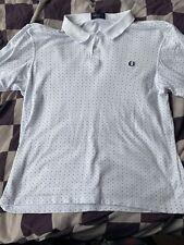 Fred Perry Polka Dot Polo Shirt XXL