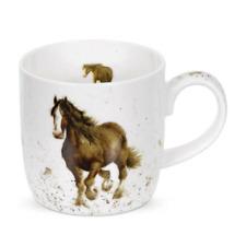 Wrendale Designs Single Mug by Royal Worcester Gigi Horse