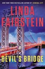 Alexandra Cooper Mysteries: Devil's Bridge Bk. 17 by Linda Fairstein (2015,...