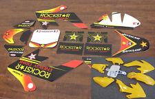 ROCKSTAR GRAPHICS DECAL & PLASTIC KIT CRF50 XR50 M DE20+