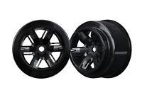 TRAXXAS 7771 Cerchi Ruote Black XMAXX/WHEELS XMAXX BLACK TRAXXAS