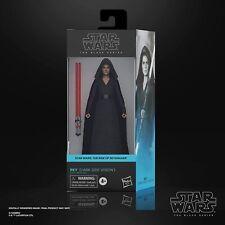"Star Wars Black Series Rey Dark Side Vision Action Figure 6""  **IN STOCK"