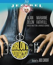 Girl on a Motorcycle (2012, Blu-ray NEW)