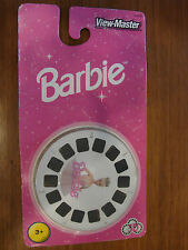 Barbie ,view-master 3  reels 35428 blister  STILL SEALED