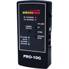 KJB PRO-10G Cell Phone Wi-Fi and GPS Bug Detector Lens Surveillance Finder DD804