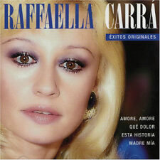 Raffaella CARRA-Exitos originales (CD NUOVO!) 8711539052942