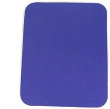 Belkin Mouse Pad Mousepad Standard Jersey Surface Neoprene Nonslip Blue F8e081