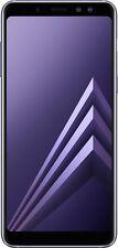 Samsung Galaxy A8 (2018) Single Sim Grau, Neutrale Verpackung