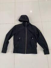 mens stone island jacket small