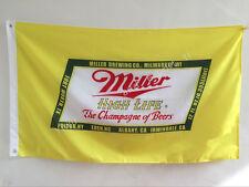 Miller High Life 3x5 Feet Banner Flag