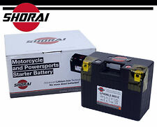 Shorai LFX Lithium Technology Battery Yamaha DT50X 2010-2011-2012 Motorcycle
