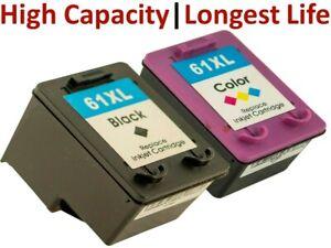 B+C Ink Cartridge for HP 61 XL Officejet 4630 2620 Deskjet 1000 2000 3000 Series