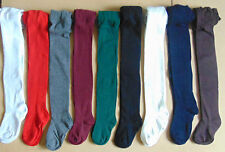 girls cotton rich tights(nifty)3-4-12-13
