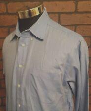 Burberrys of London Blue Striped Long Sleeve Size 16-35